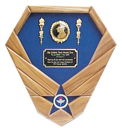 Air Force Farewell Box 14 Quot X 15 Quot Oak