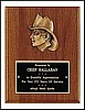 "Firematic Award Plaque (8""x10"")"