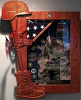 The Fallen Military Shadow Box